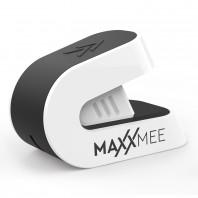 MAXXMEE Scheibenwischer-Schneider - Edelstahl-Rasierklinge - schwarz/weiß