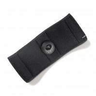 MAXXMEE Bauchmuskelgürtel EMS - 6 Programmen - 9 Intensitätsstufen - unisize - schwarz