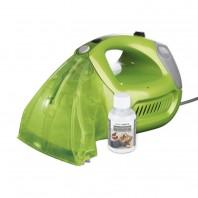 CLEANmaxx Polster- und Teppichreiniger, inkl. 50ml Reinigungskonzentrat, limegreen - Freisteller