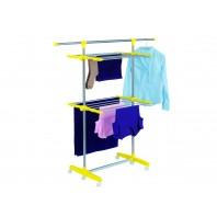 2in1 Platzspar-Wäscheständer - Freisteller