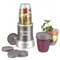GOURMETmaxx Nutrition Mixer 13-tlg. 700 W in Grau - Freisteller 1
