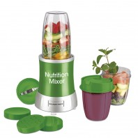 GOURMETmaxx Nutrition Mixer 13-tlg. 700 W in Grün - Freisteller 1