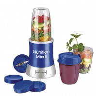 GOURMETmaxx Nutrition Mixer 13-tlg. 700 W in Blau - Freisteller 1