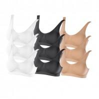 Figur Body - Traum-BH 9er-Set, weiß/schwarz/beige - Freisteller