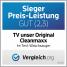 CLEANmaxx Teppichreiniger Professional 700W limegreen mit Teppichshampoo - Testsiegel